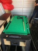 pool and air hockey table in Oswego, Illinois