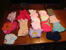 19 Pieces GIRLS 18 MONTHS Shirts Shorts Swim Suits PJ's & More CLEAN in Brookfield, Wisconsin