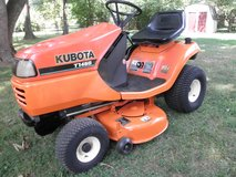 Kubota Riding Mower  Great!! in Fort Campbell, Kentucky