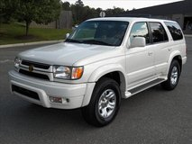 2002 Toyota 4Runner Limited 4x4 in Lackland AFB, Texas