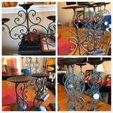 Various Metal Candle Holders in New Lenox, Illinois
