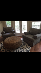 Set of two Broyhill chairs in Moody AFB, Georgia