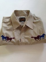 Western Wear Plains Shirt in Bolingbrook, Illinois