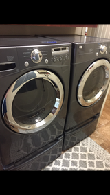 Samsung washer and dryer set in Moody AFB, Georgia
