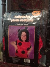Toddler Size Lady Bug Halloween Costume- NEW in Kingwood, Texas