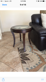 Set of two end tables in Moody AFB, Georgia