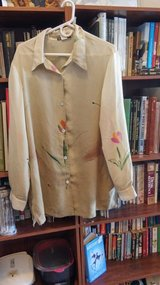 Ladies' Plus Size Sheer Blouse in 29 Palms, California