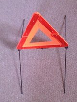 Triangle Safety Reflector in Tinley Park, Illinois
