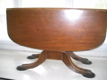 drop leaf table in Naperville, Illinois