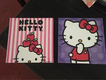 Hello Kitty Wall Decor in Okinawa, Japan