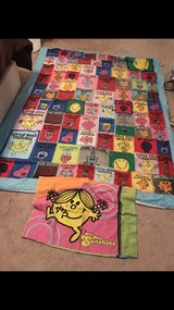 little miss Comforter and pillowcase in Morris, Illinois