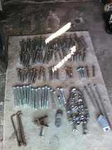 Heavy duty Lags,bolts,nuts, washers, square+hex heads in San Diego, California