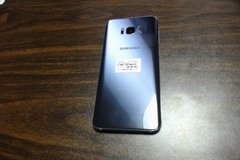 samsung galaxy s8 plus 64gb orchid gray unlocked in Osan AB, South Korea
