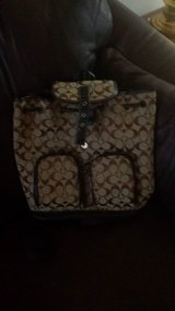 coach backpack in DeRidder, Louisiana