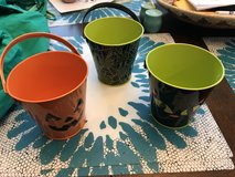 Small Halloween Buckets in Joliet, Illinois
