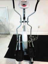 Schwin A40 Fitness Elliptical Exercise Machine in Cherry Point, North Carolina
