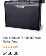 line 6 Spider guitar amp in Cleveland, Texas