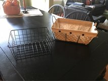 Two Wire Baskets in Westmont, Illinois