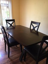 Kitchen Table with 4 Chairs in Wilmington, North Carolina