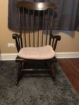 Rocking chair in Westmont, Illinois