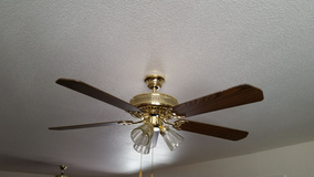 Ceiling Fan in Yucca Valley, California