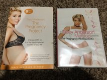Pregnancy and post pregnancy workout DVDs in Elgin, Illinois