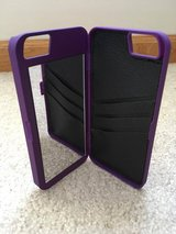 Purple iPhone 5s/SE case in Lockport, Illinois