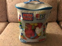 Mega Bloks -80 pieces NEW in Westmont, Illinois