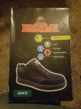 BRAHMA STEEL TOE SHOES in Byron, Georgia