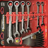Gearwrench 7pc ratcheting wrenches in Vacaville, California