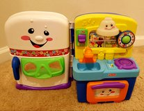 Fisher Price  Learning Kitchen Laugh & Learn in Fort Bliss, Texas