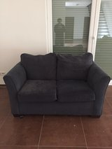 Free Blue Couch in Ramstein, Germany