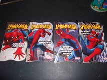 SPIDERMAN Boardbook Lot in Perry, Georgia
