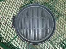 Cast Iron Grill Pan in Ramstein, Germany