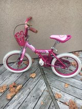 "16"" bike Bratz with training wheels in Bartlett, Illinois"