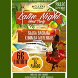 SALSA BOAT PARTIES ---NEW OPENING --- FRI Sept. 29th & SAT Sept. 30th in Heidelberg, GE