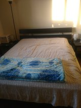 Ikea Queen Size Bed Frame in Camp Pendleton, California