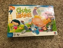 Chutes and ladders game in Joliet, Illinois