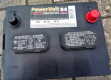 Car Battery in Ramstein, Germany