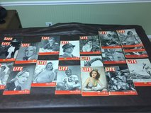 Vintage Life Magazines. 1938-1948 in Joliet, Illinois