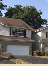 3BD 2.5BA Townhouse for rent in Aurora, Illinois