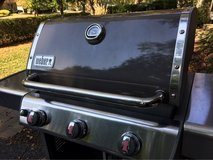 : ) Weber Genesis Propane Gas Grill >>> Includes 2 Tanks !!! Works Great in Aurora, Illinois