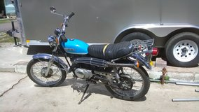 Vintage 71 Suzuki Motorcycle - For Sale by Owner in Fort Carson, Colorado
