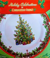 Christmas Dishes in Aurora, Illinois