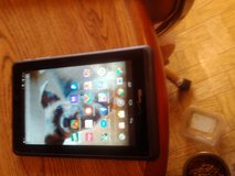"Verizon ellipsis 7"" 4 g tablet like new tablet!! in Todd County, Kentucky"