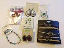 New Earrings Bracelets and Brooch/Pin in 29 Palms, California