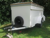 6x10 trailer in Fort Campbell, Kentucky