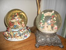 Musical SnowGlobes in Vacaville, California