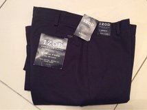 NEW IZOD. AMERICAN CHINO. DRESS PANTS in Ramstein, Germany