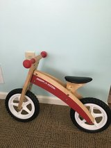 Radio Flyer balance bike, excellent condition in Fort Drum, New York